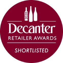 decanter award logo